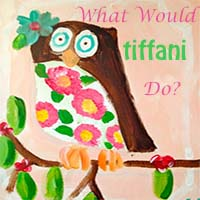 What would Tiffani do?